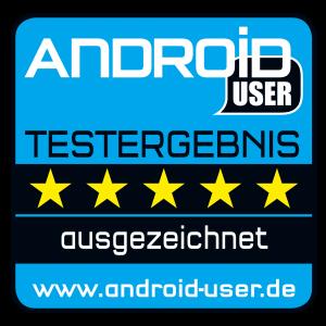 Android_User_Auszeichnung_ausgezeichnet