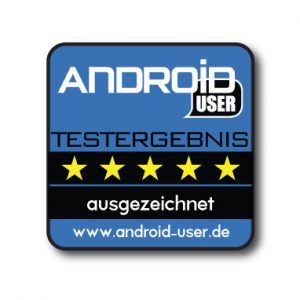 Android Testergebnis Logo